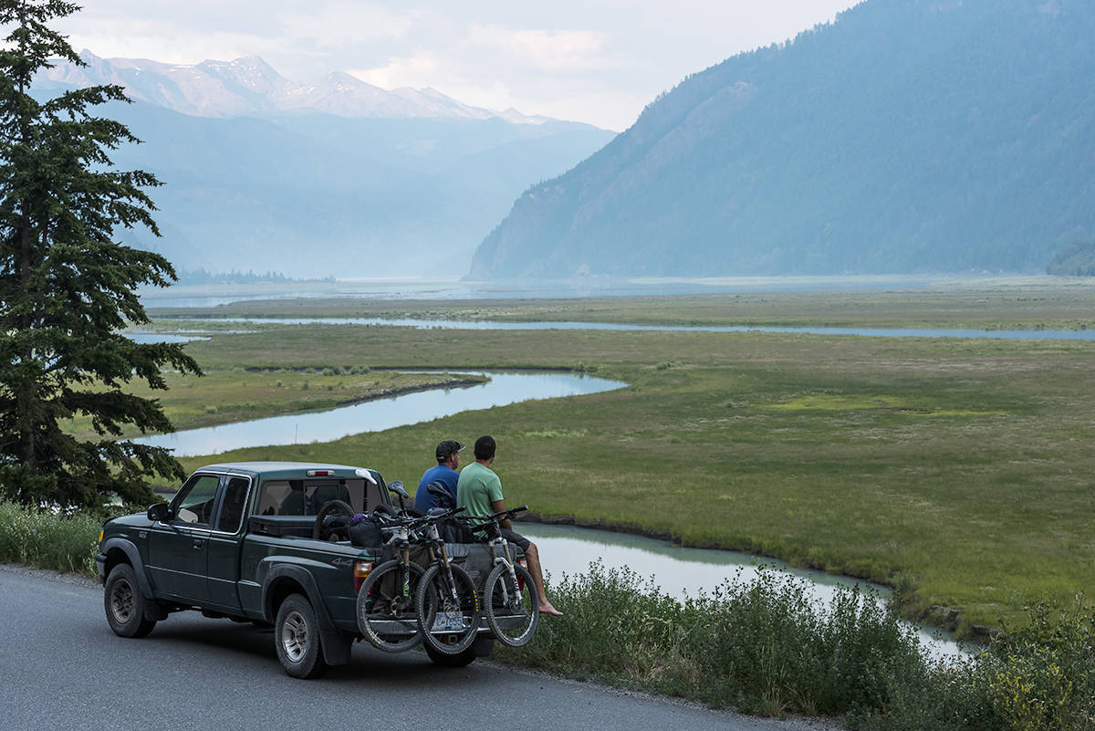 From wildlife experiences and breathtaking fishing spots to First Nations culture and Gold Rush history, the Cariboo Chilcotin Coast has it all, so grab your gear and sense of adventure, and get on the road!                                Bridge River Valley, BC / Destination BC / Reuben Krabbe
