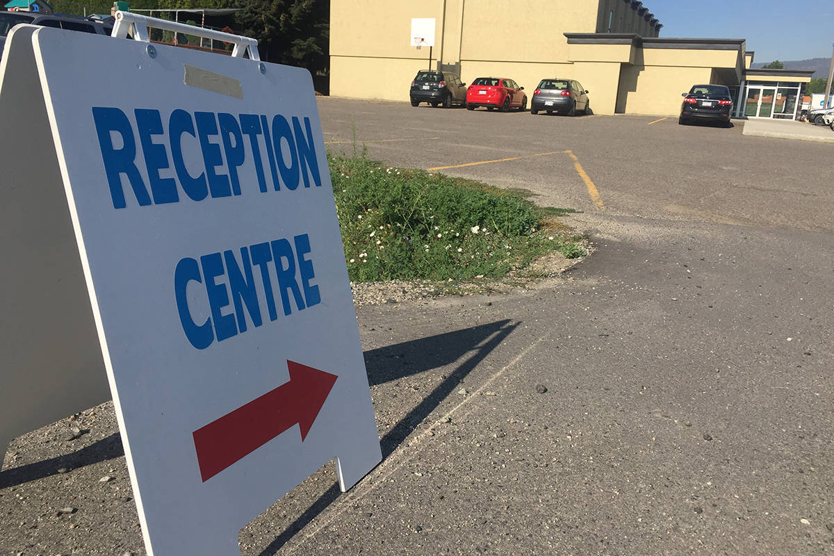 Emergency Support Services (ESS) reception centres will run more efficiently with the addition of online registration in a provincial pilot project being tested in the Regional District of Central Okanagan. (Al Waters - Kelowna Capital News)