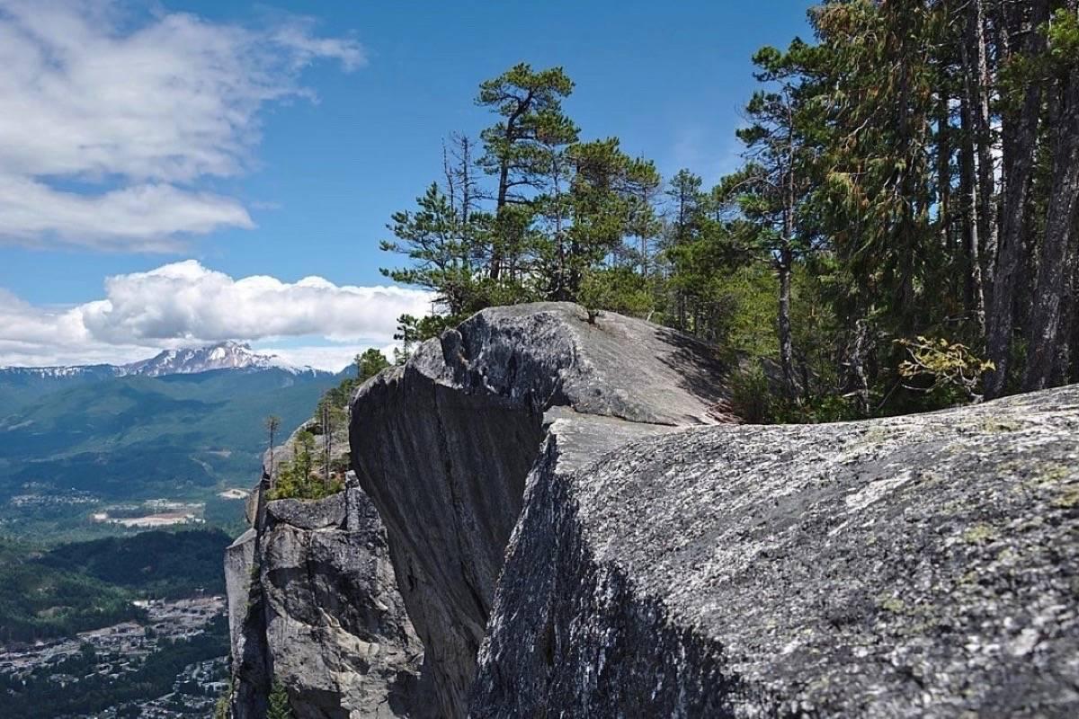 Stawamus Chief Provincial Park. (Wikimedia Commons)