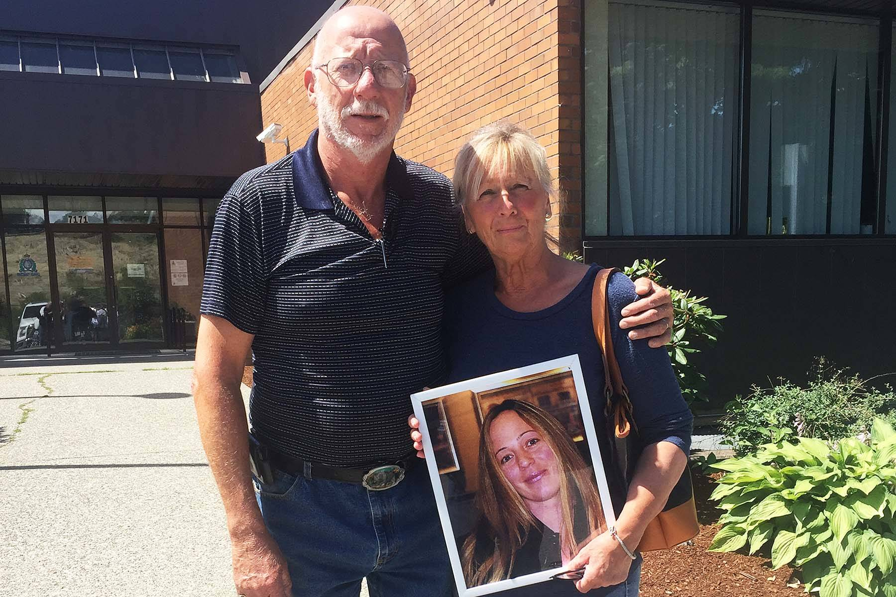 'I feel free' says mother of BC murder victim after daughter's belongings returned