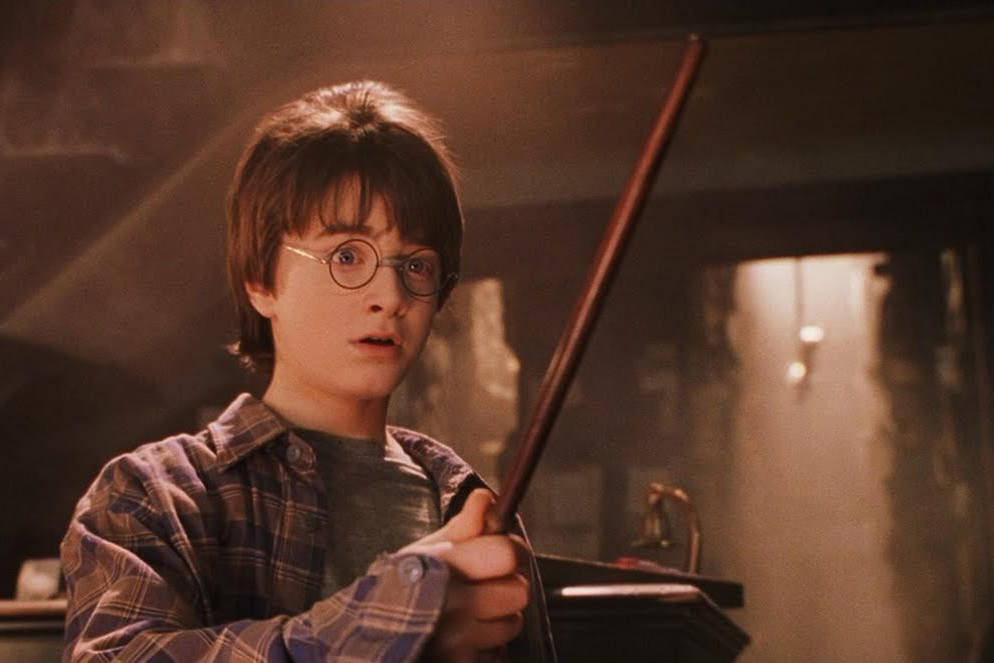 Harry Potter and The Philosopher's Stone was released on June 26, 1997. (IMDB Photo)