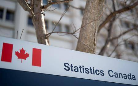 Statistics Canada says real GDP grew 0.3% in April, tops expectations