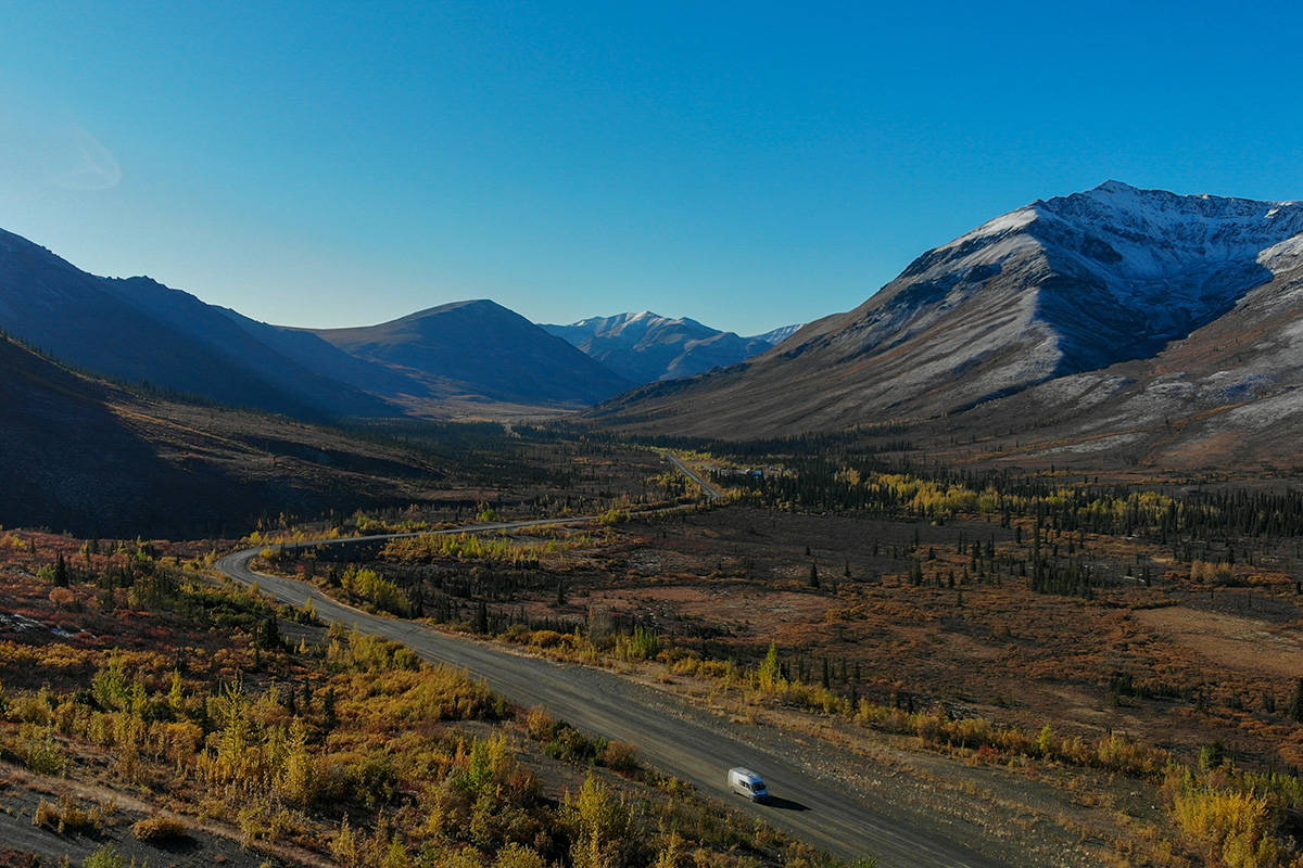 High road to the Arctic with photographer Darren Hull