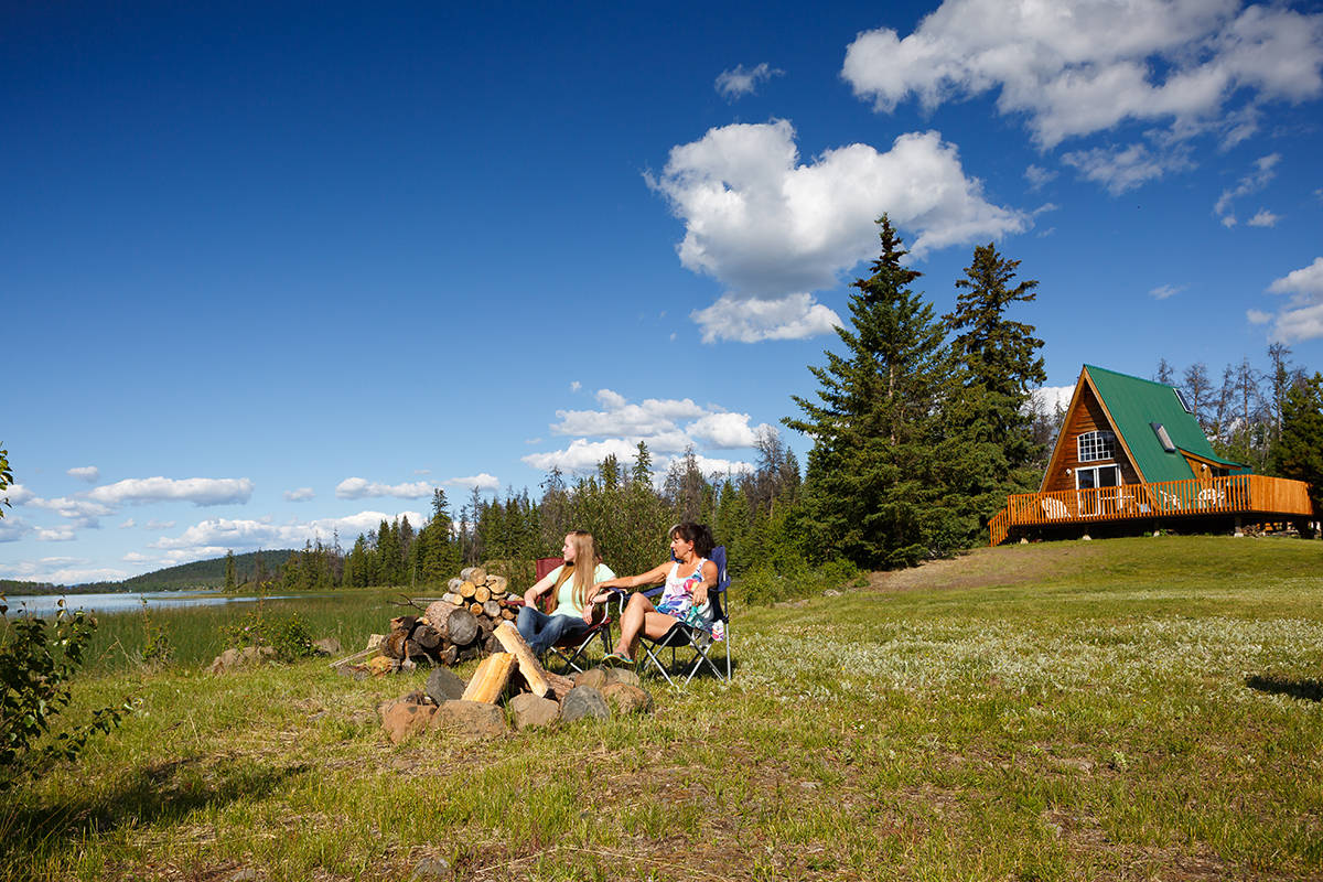 Come see why the Cariboo Chilcotin Coast is a Land Without Limits: No limits on the views; no limits to adventure; and no limits on the life-changing experiences!
