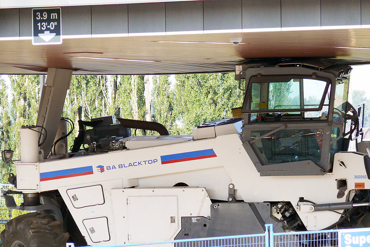 UPDATE: Equipment malfunction and crash at Aldergrove Border