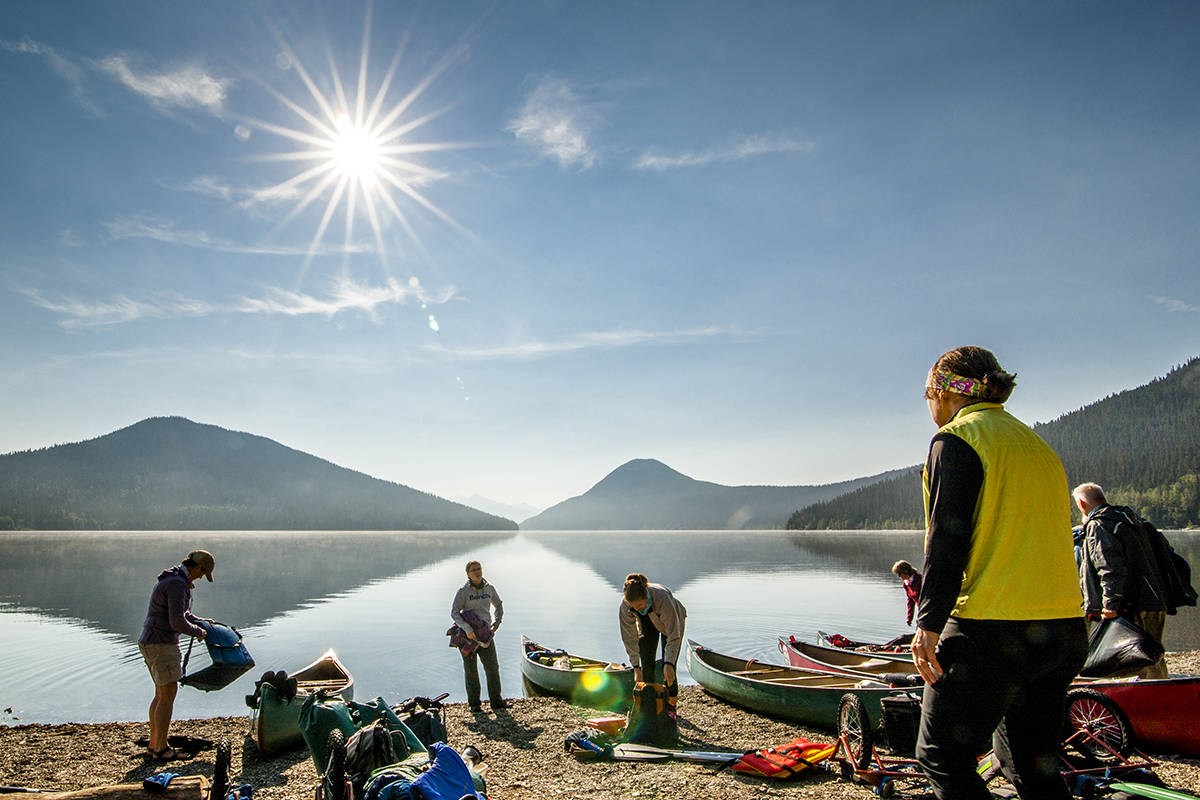 BC's Top Trips for Adventurous Families