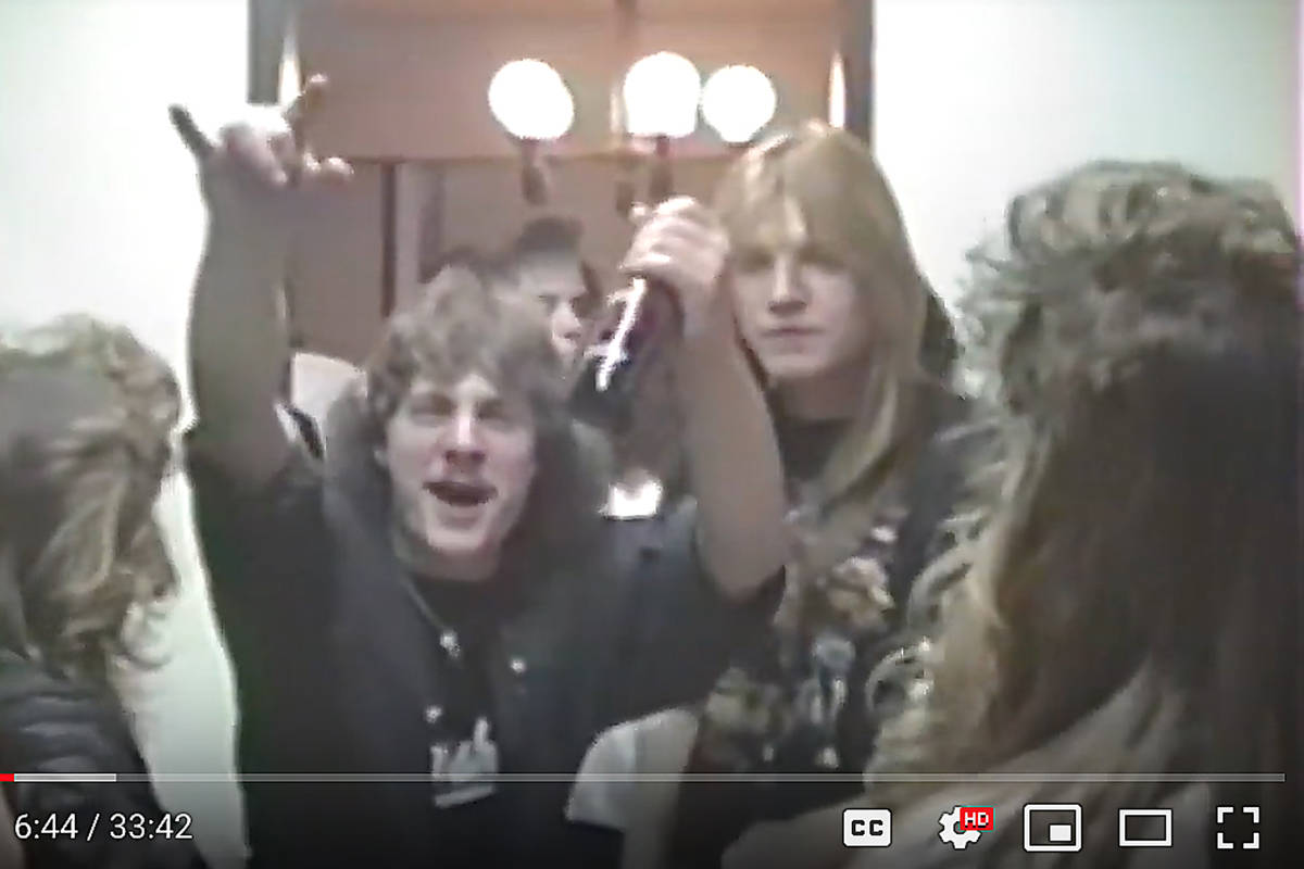 VIDEO: Old footage of rocking Surrey house party goes viral 30 years later