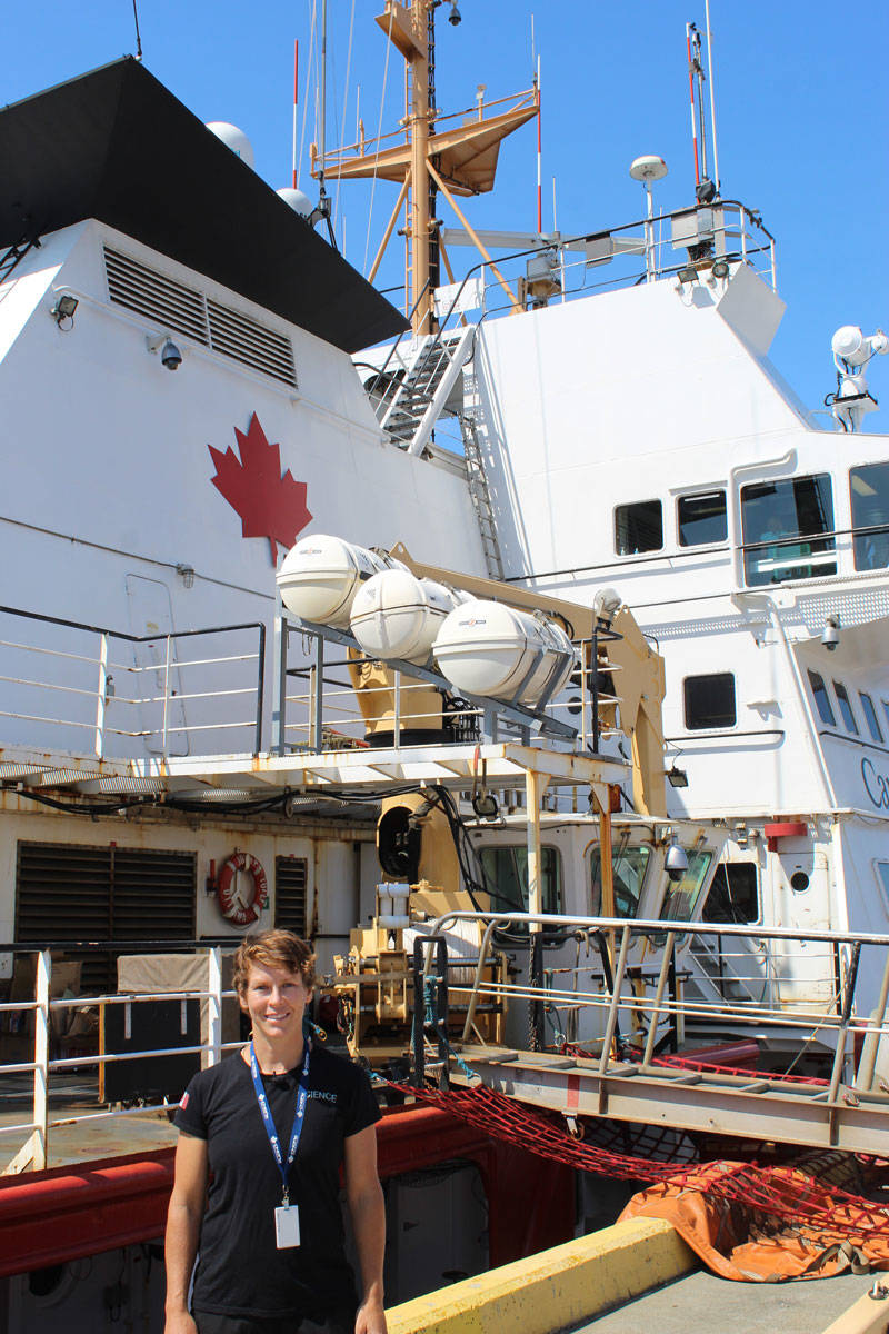 Science expedition to Canada's largest underwater volcano departs Vancouver Island
