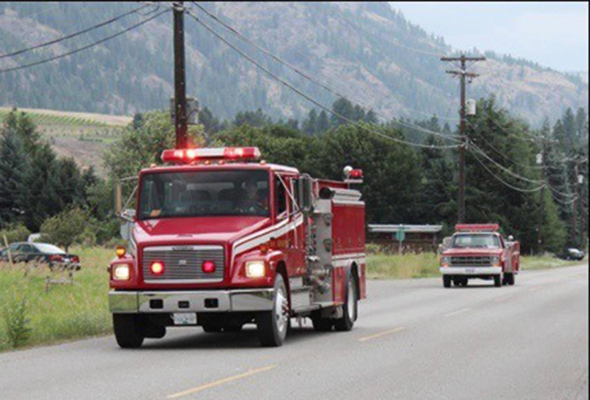 Grand Forks Fire and Rescue (Black Press Media files)