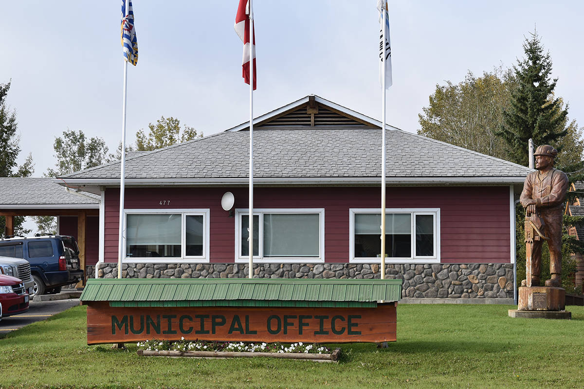 Fort St. James municipal office. (File photo)