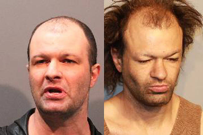 Missing Saanich man Jonah Donato, 40, was last seen in Vancouver's Downtown Eastside. (Photos courtesy of the Saanich Police Department)