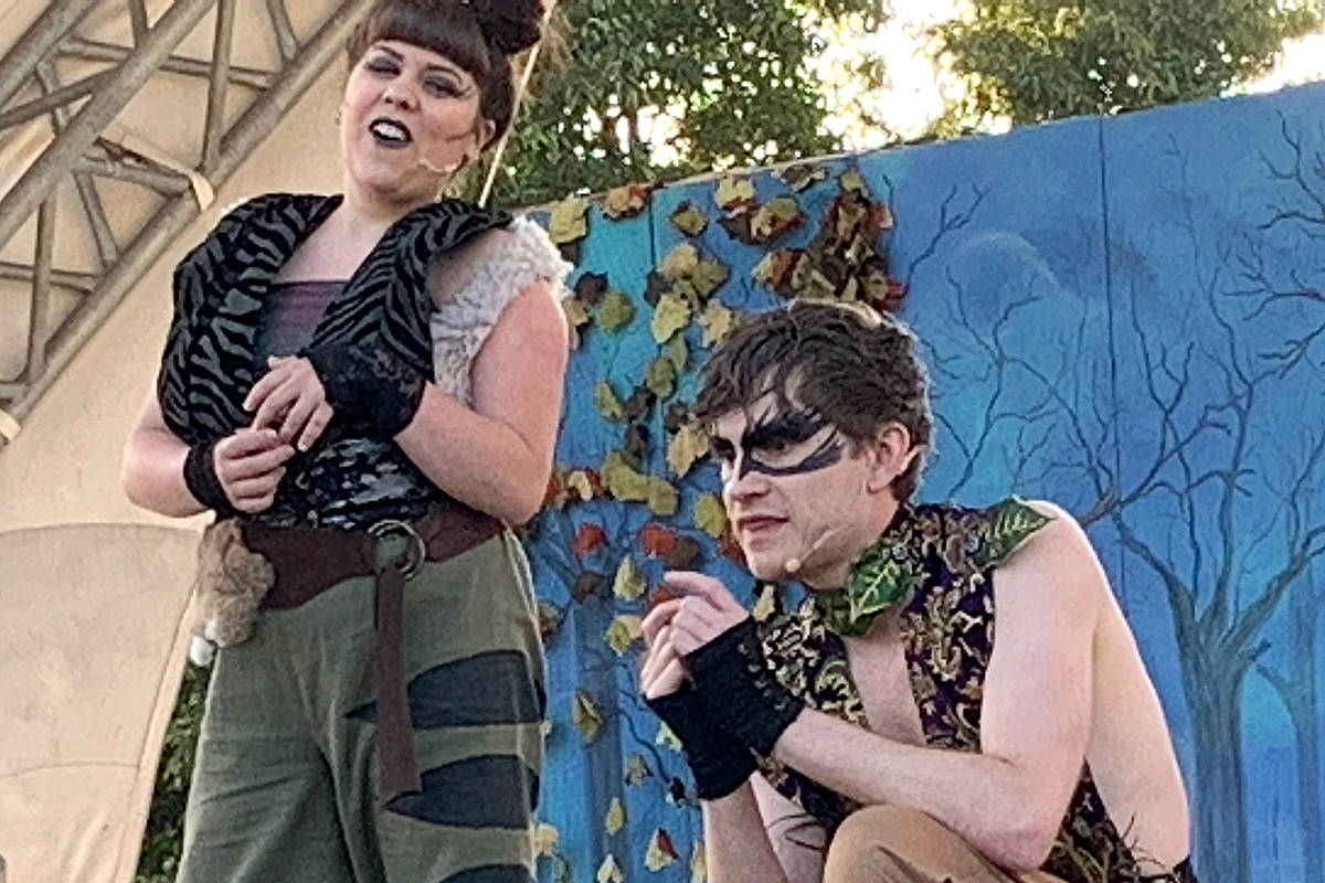 VIDEO: Shakespeare-loving thespians conclude 10th season in Langley City