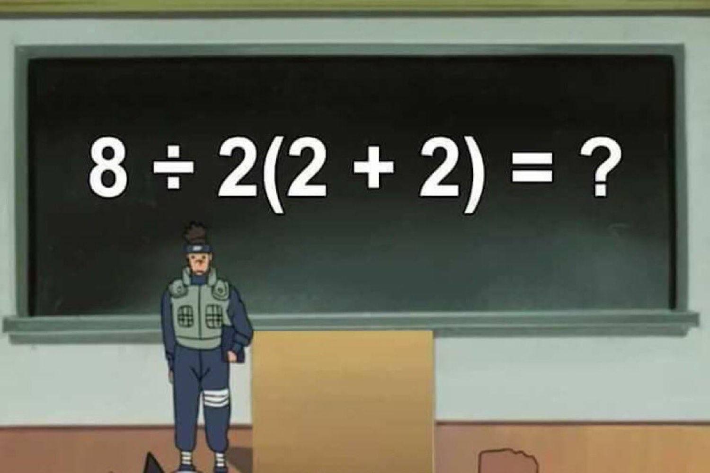 Battle of the algebraic mnemonics occurs on Twitter