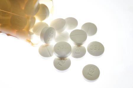 Prescription pills. THE CANADIAN PRESS/Graeme Roy