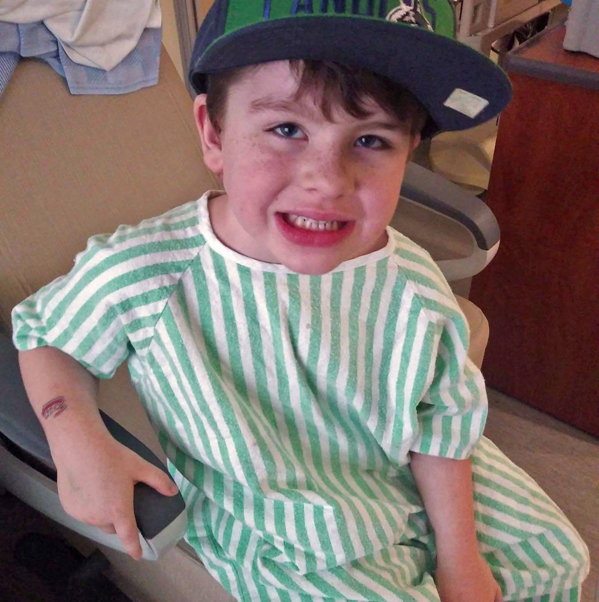 Aldergrove comes together for five-year-old battling leukemia