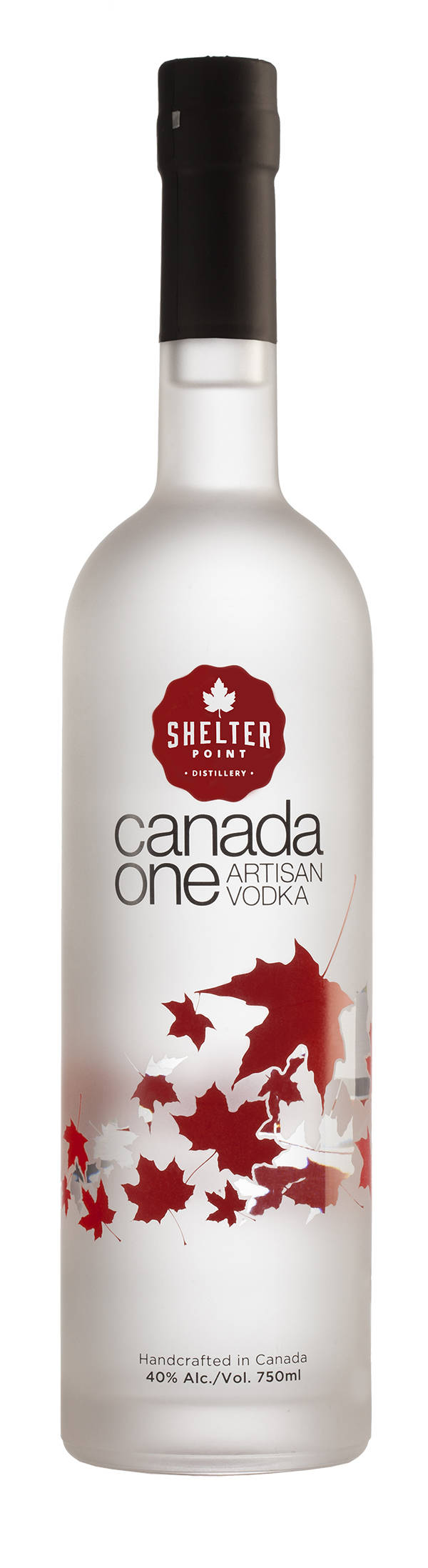 Shelter Point Vodka: So good there can be only one
