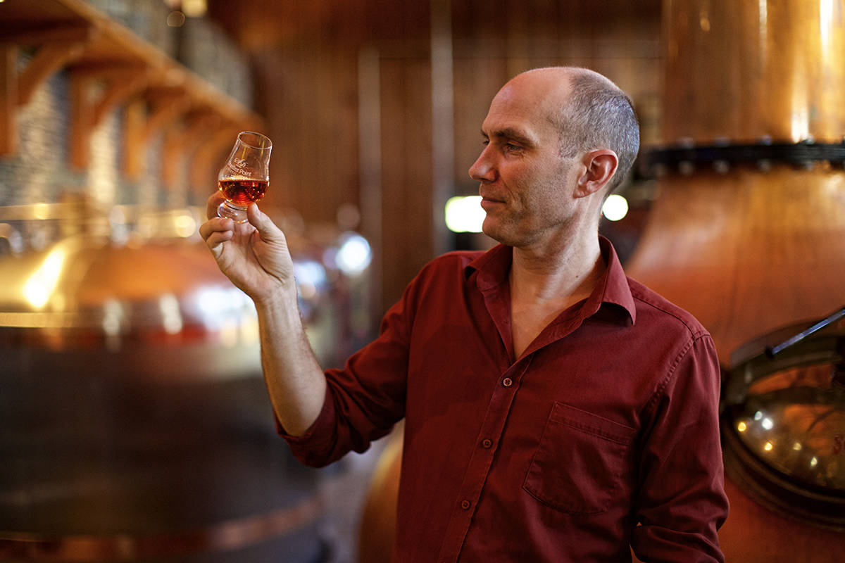 Handcrafted, artisanal whisky: Truly West Coast