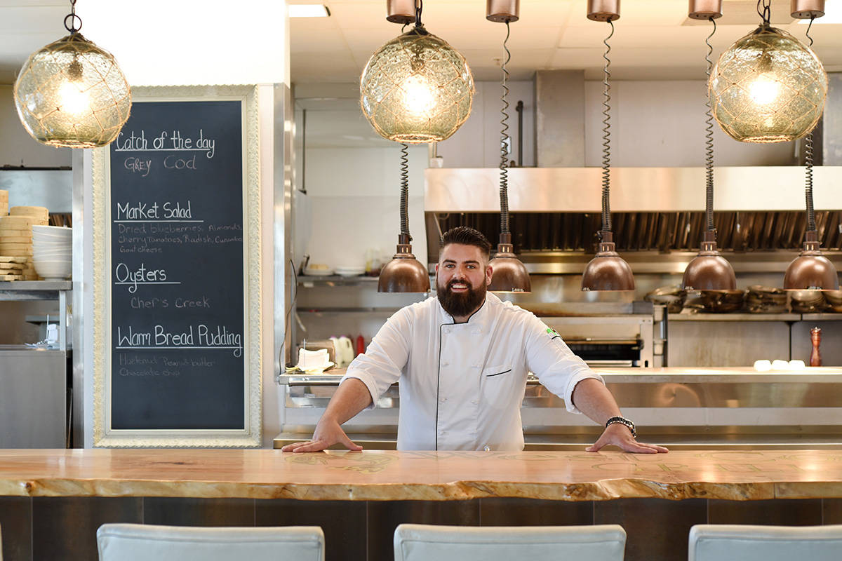 Chef's Corner with Adam Guther