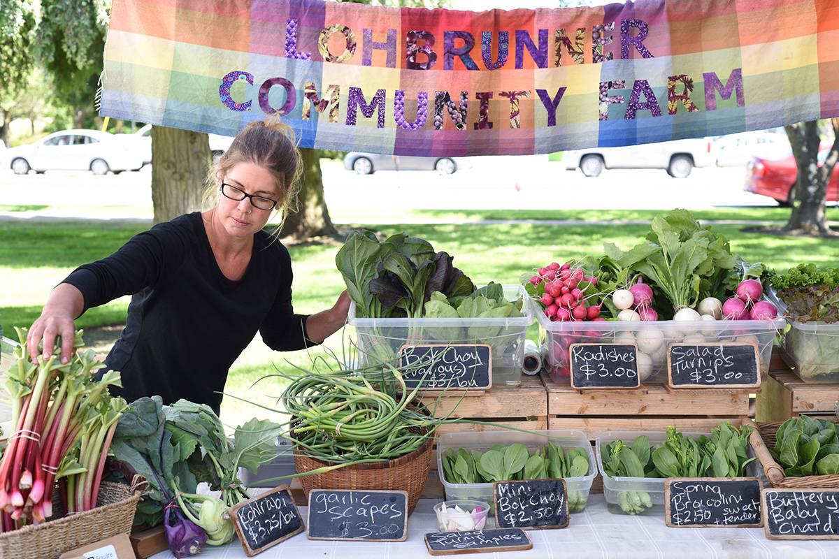 Explore the West Shore Farmers' Markets