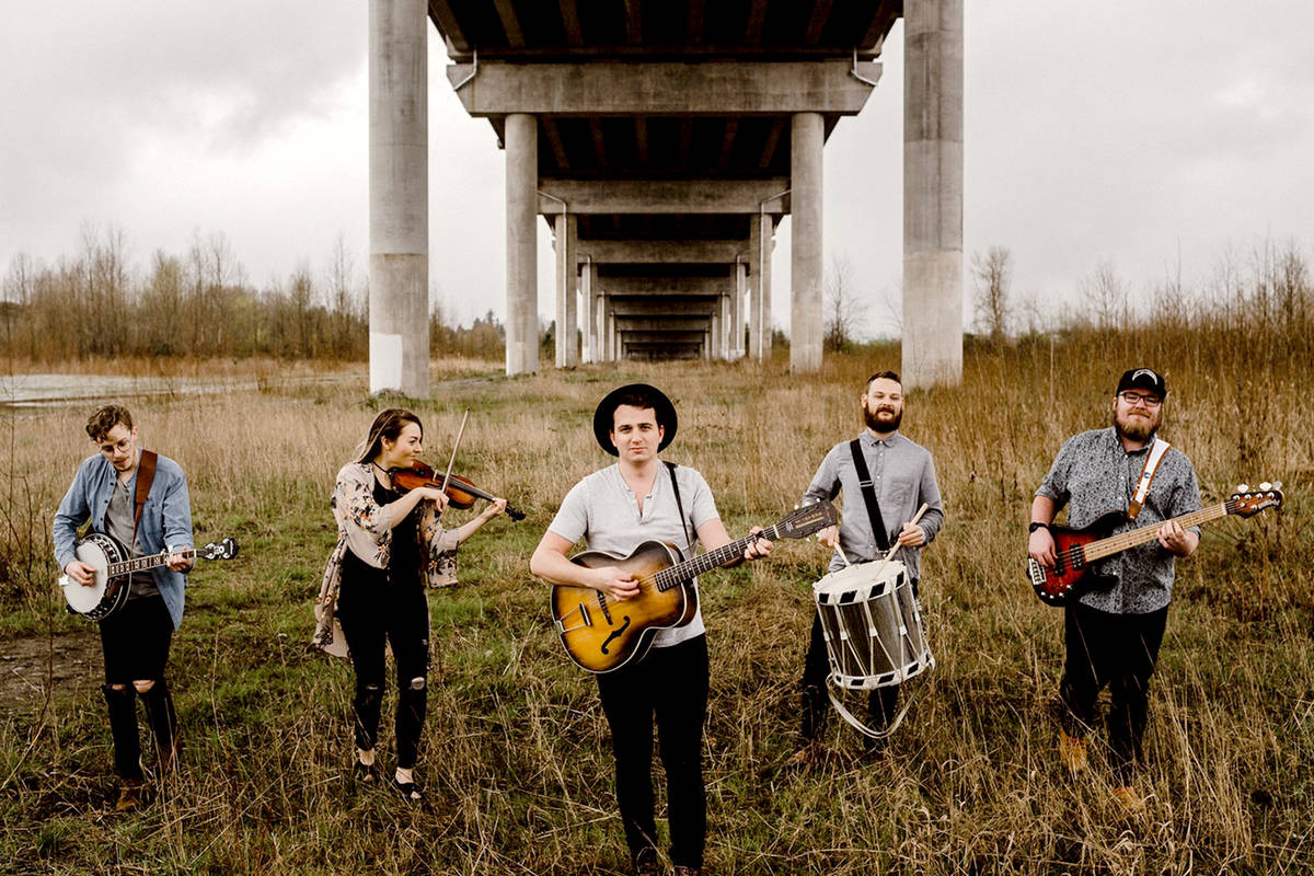 Fraser Valley band Dear One brings their Americana Pop sound to the Arts Alive festival this Saturday. (Dear One/Special to the Langley Advance Times)