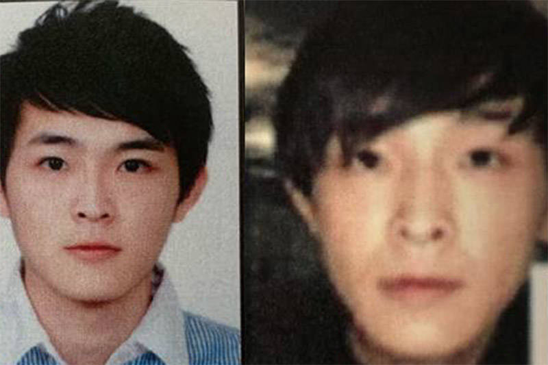 Taiwanese tourist Ci Hong Liao was last seen entering his hotel room in Abbotsford the evening of July 4.