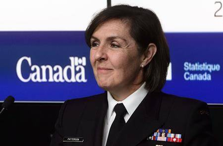 Canadian military reports steady decline in sexual-misconduct complaints