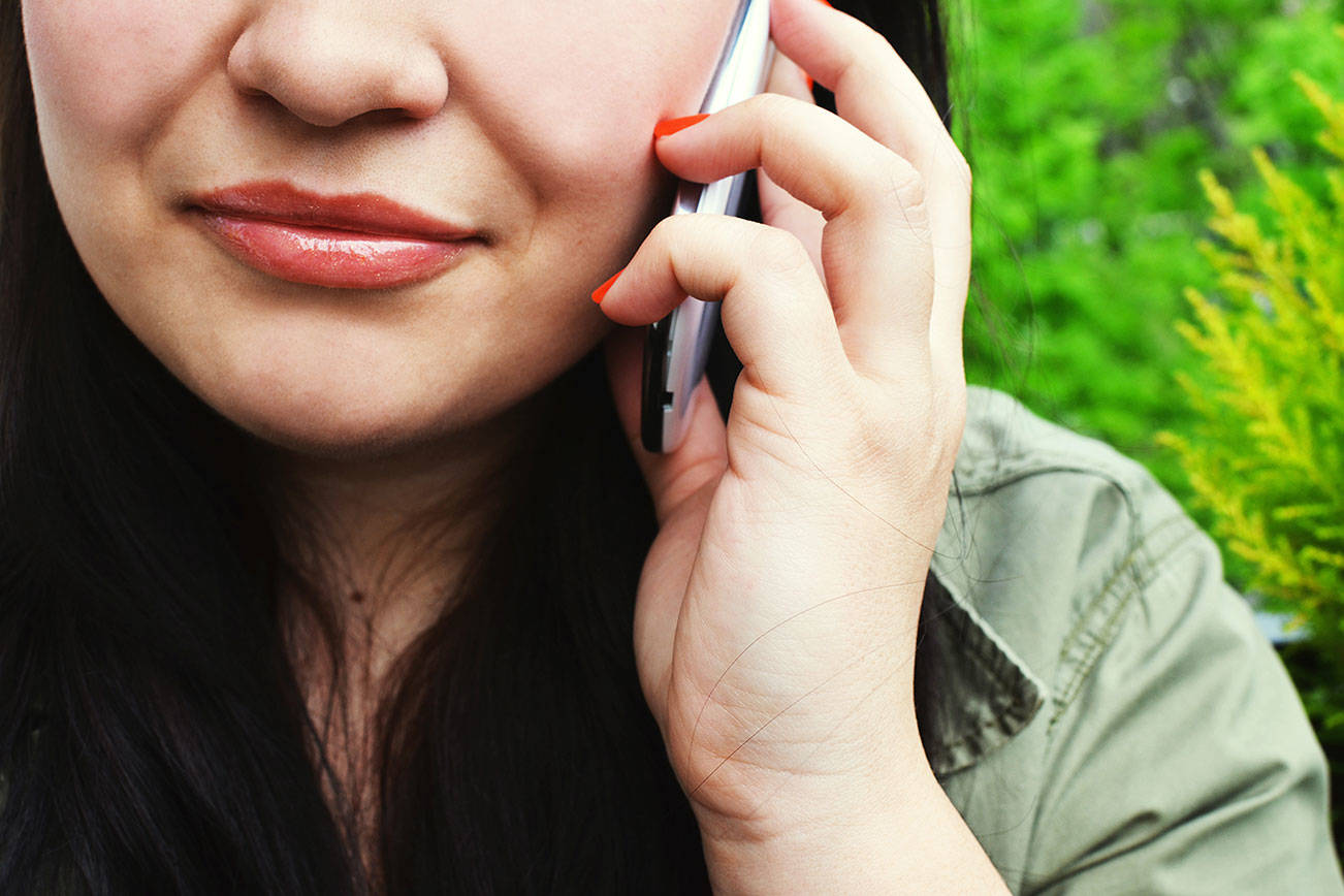 The Saanich Police Department is asking the public to be wary of phone scams (Black Press File Photo)