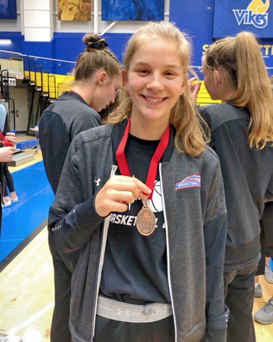 Up-and-coming Aldergrove athlete brings home bronze for Team B.C.