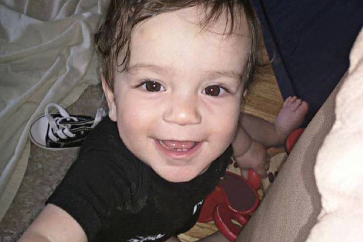 Mac Saini was just 16 months old when he died in an unlicensed B.C. daycare. (Submitted/Black Press Media)