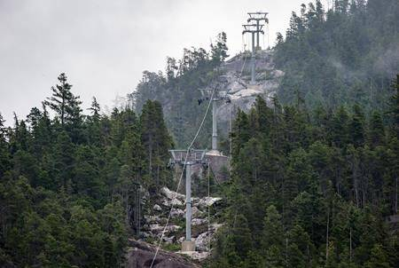 Sea-to-Sky Gondola in B.C. likely out of commission until 2020