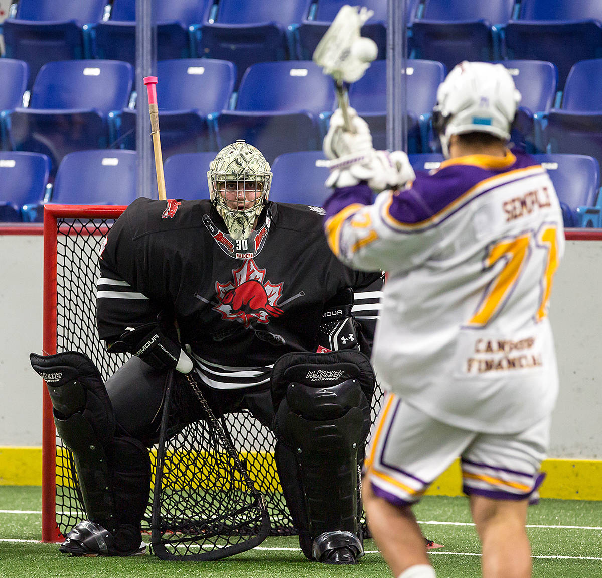 Minto Cup 2019 - Day 1 of action, including the opening ceremonies. (Garrett James/Langley Events Centre)