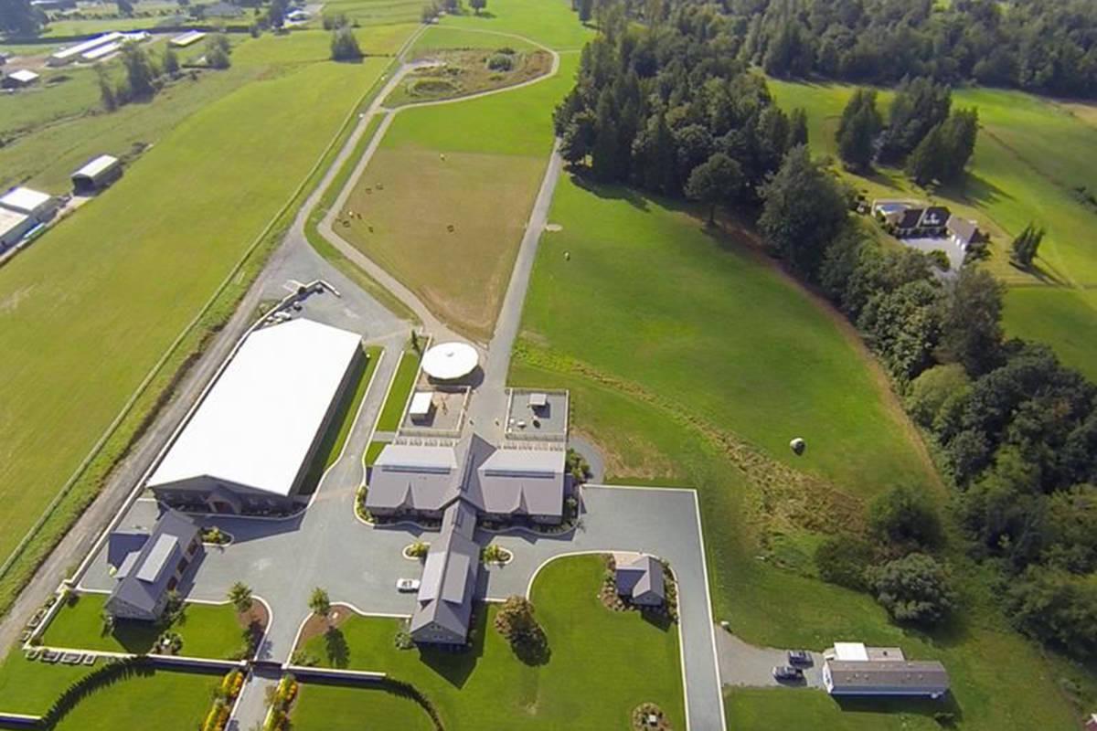 Catholic church buys $7.5M equestrian facility in Abbotsford, plans 'agri-retreat' centre