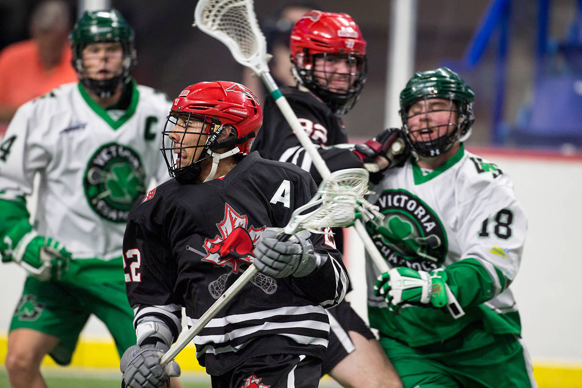 Shamrocks headed to finals in Minto Cup at LEC