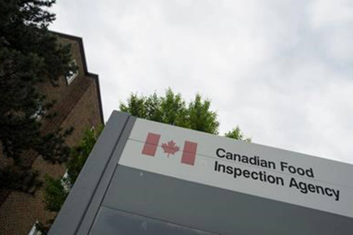 Canadian Food Inspection Agency in Ottawa on Wednesday, June 26, 2019. THE CANADIAN PRESS/Sean Kilpatrick