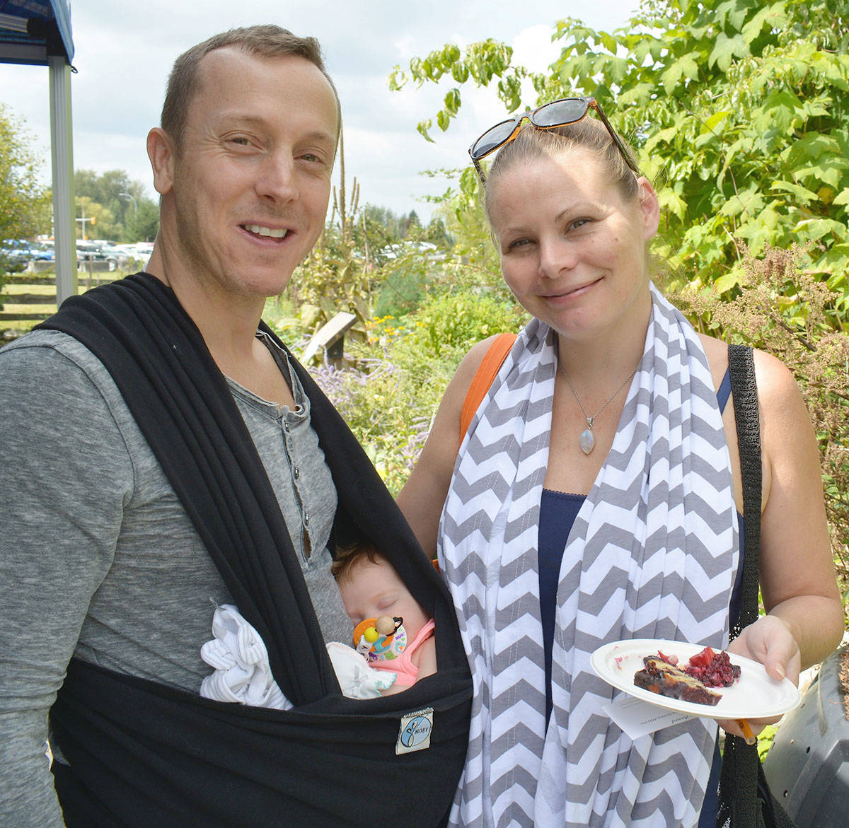 The Blackberry Bake-Off was Thursday, Aug. 22 at the Langley Demonstration Garden. (Langley Township photo)