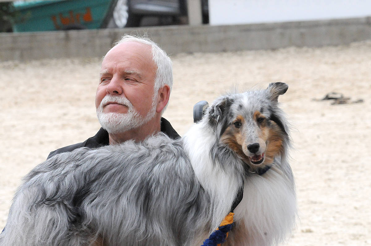 Dog agility competitions, like the one held earlier this summer, plus a myriad of other animal-related events are hosted at Thunderbird Show Park throughout the year. (Langley Advance Times files)