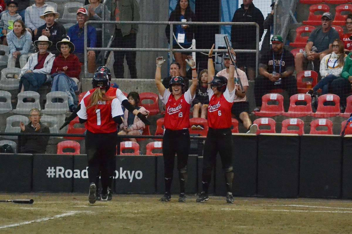 Team Canada delivers 17-0 victory on first day of Olympic qualifier tournament