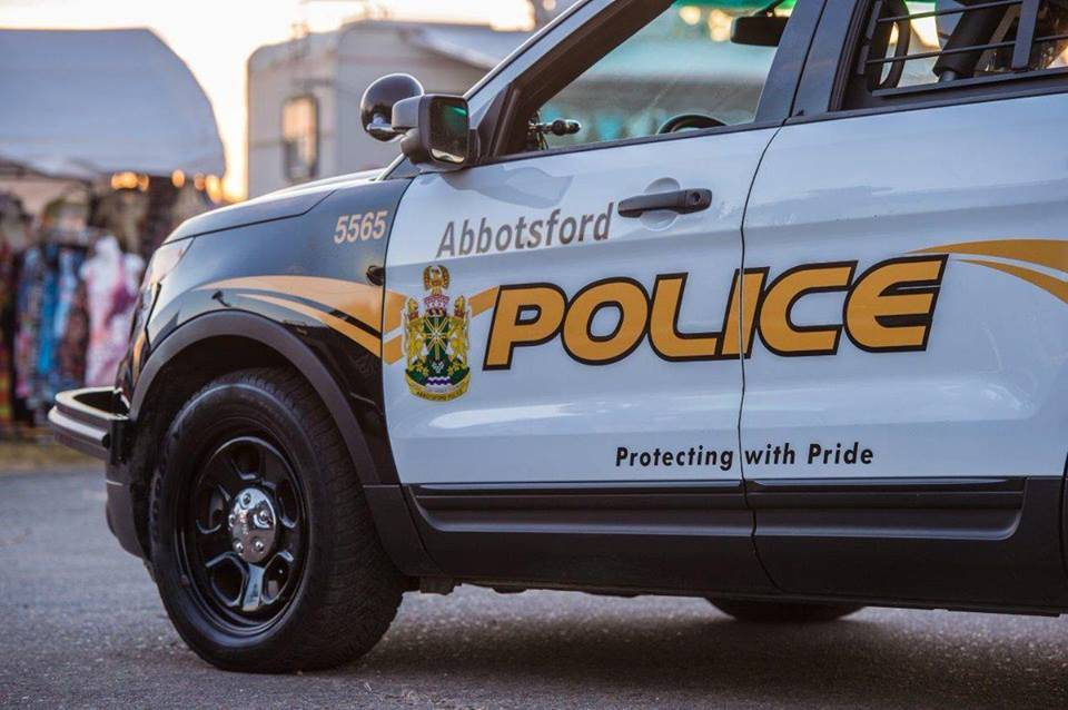 PHOTO: Abbotsford Police Department/Facebook