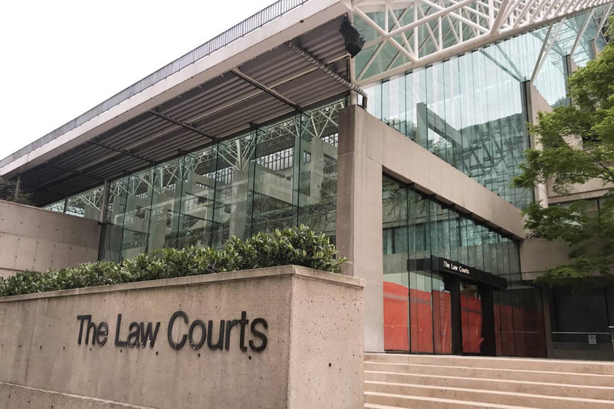 B.C. Supreme Court in Vancouver. (Keri Coles/News Staff)
