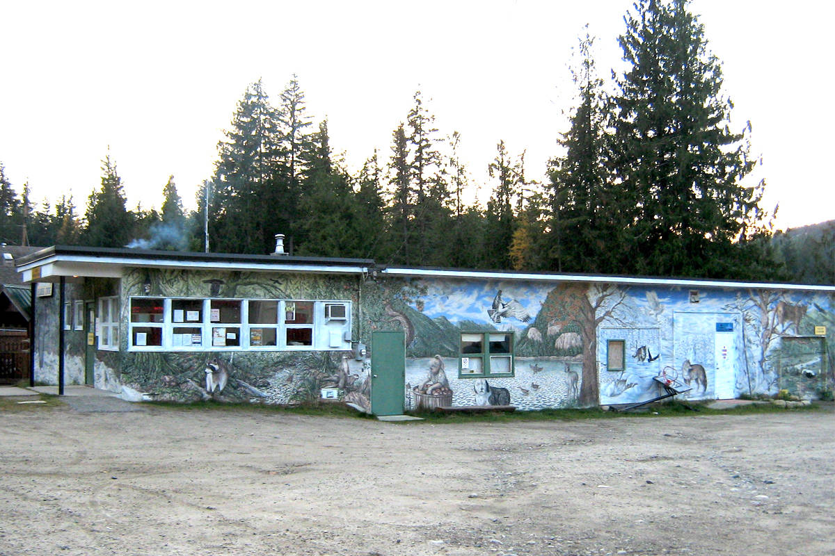 The Slocan Valley Youth Centre will be closed all of next month. Photo: Greg Nesteroff