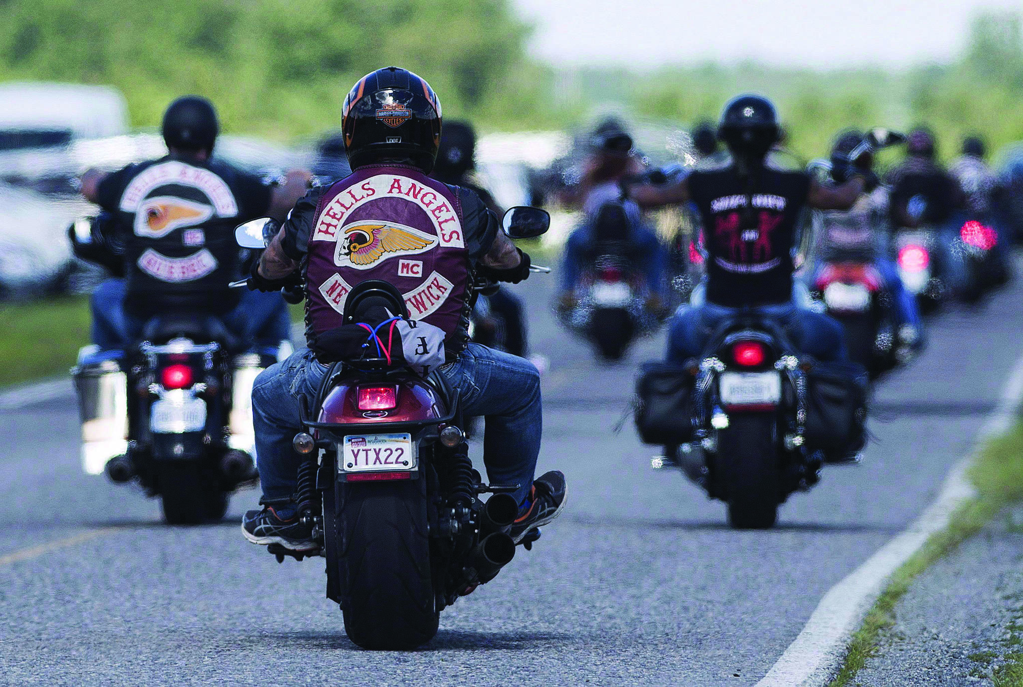 UPDATED: Hells Angels parties at Langley rec centre worry anti-gang cops