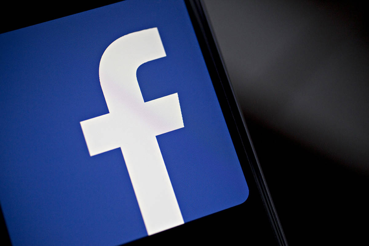 Facebook. (Andrew Harrer/Bloomberg)