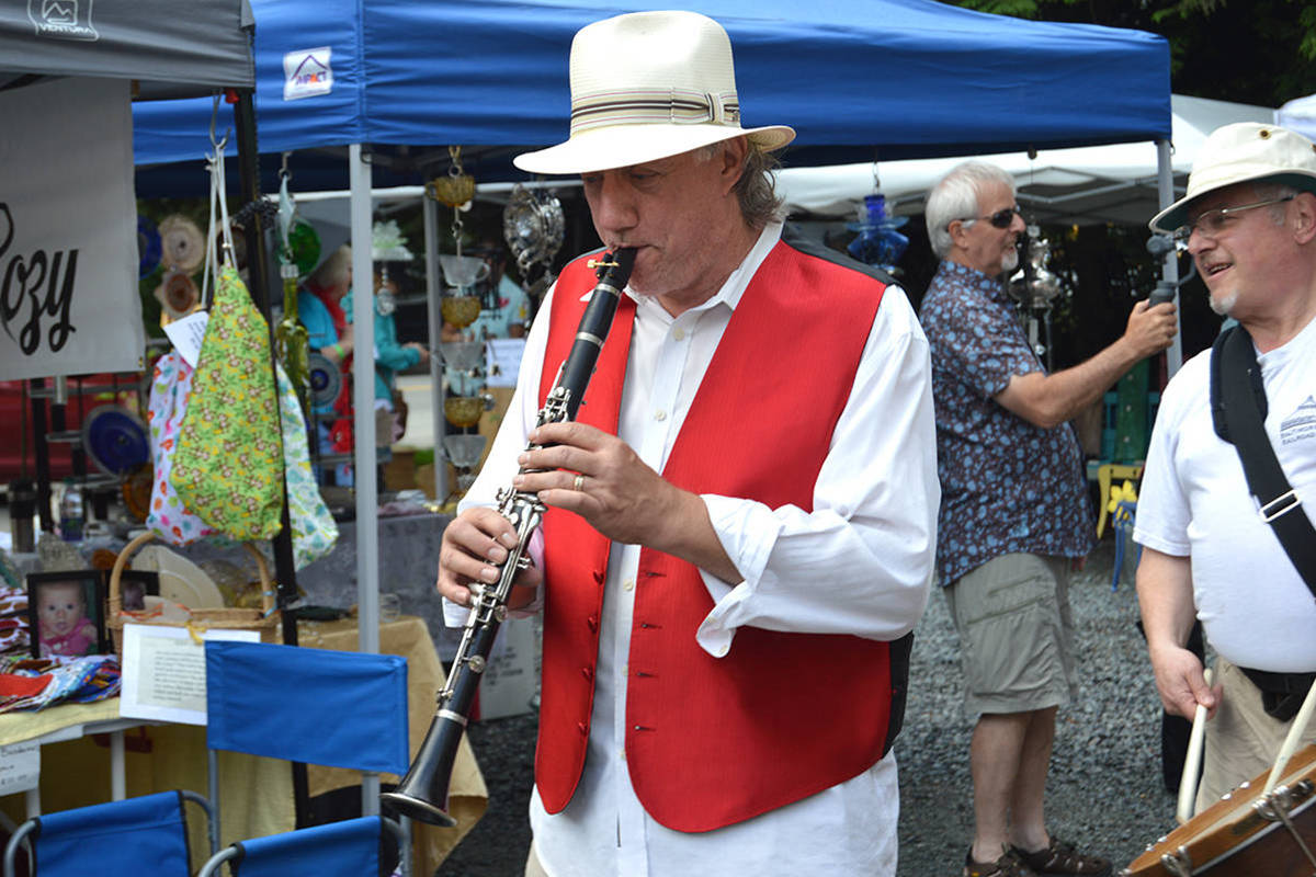 Fort Langley Jazz Festival goes year-round
