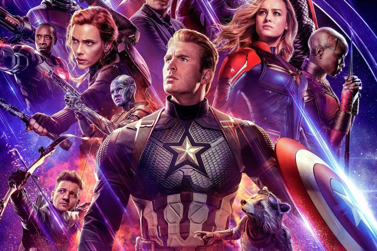 The 2019 superhero blockbuster Avengers Endgame closes out Movies in the Park, Sept. 13. (Supplied Photo)