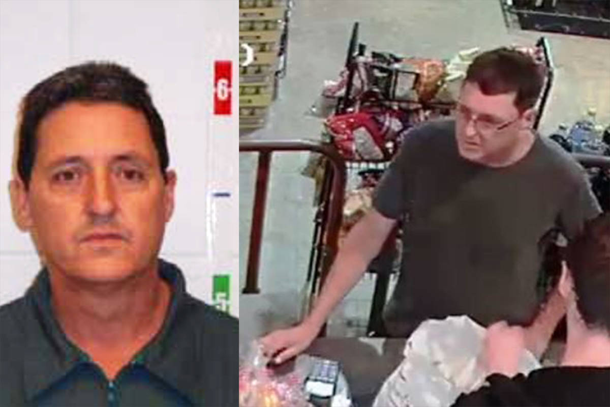 Convicted con man Donald Robert Quinnell was sentenced to four years in jail in 2015 for his confidence scams on elderly victims in Chilliwack and Agassiz. Now, in September 2019, he is wanted for the same in North Vancouver, West Vancouver and Vancouver. (RCMP)