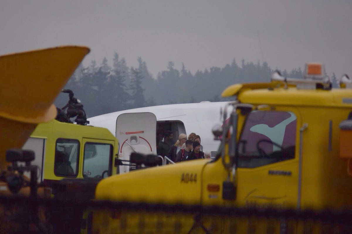 UPDATE: Aircraft successfully makes emergency landing at Abbotsford International Airport