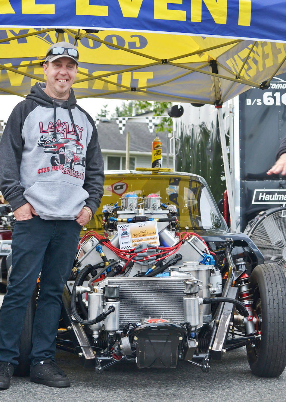 Aldergrove contributes greatly to record-breaking Cruise-In