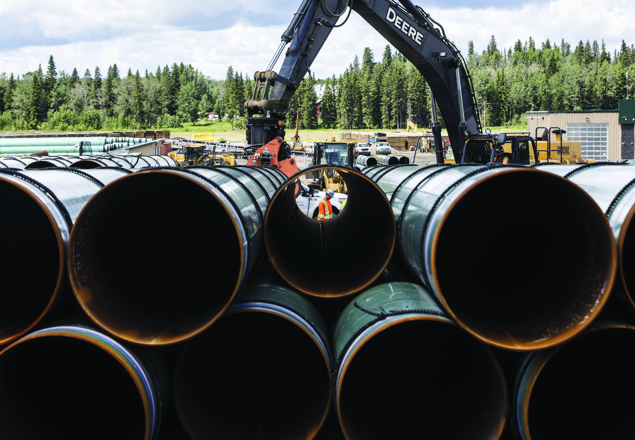 Langley land owned by man dead since 1922 needed for pipeline