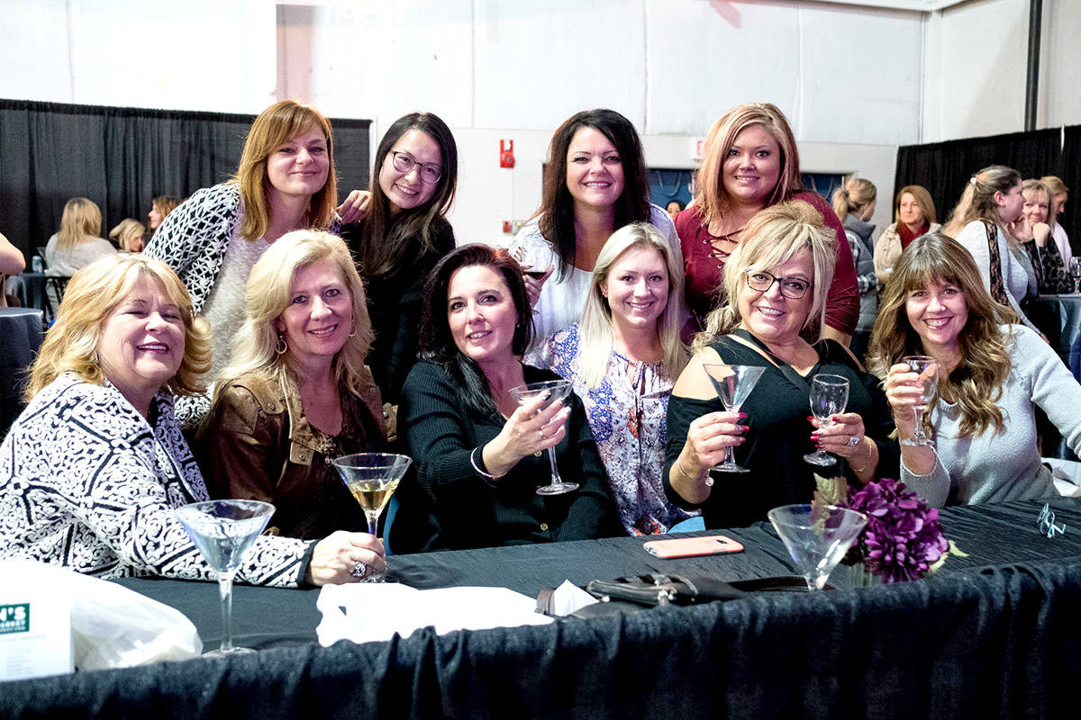 West Coast Women's Show features Langley businesses alongside 400-plus booths and boutiques