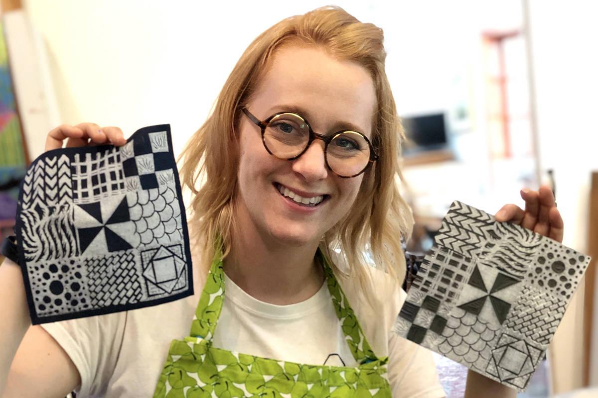 B.C. Culture Days ambassador Molly Gray hopes to spark artistic passion